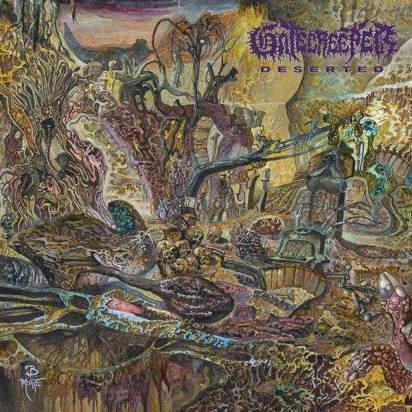 "Gatecreeper ""Deserted LP"""
