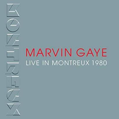 "Gaye, Marvin ""Live At Montreux 1980 LPCD"""