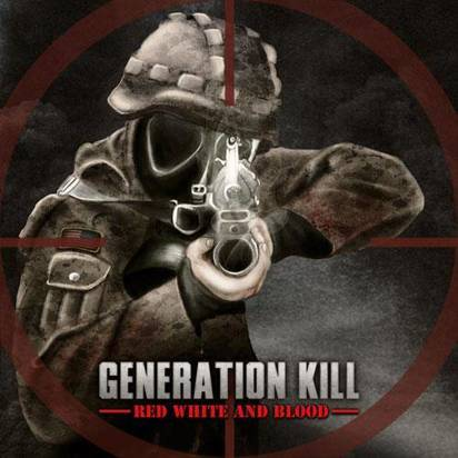 "Generation Kill ""Red White And Blood"""