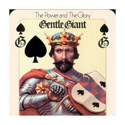 "Gentle Giant ""The Power And The Glory Dvdcd"""