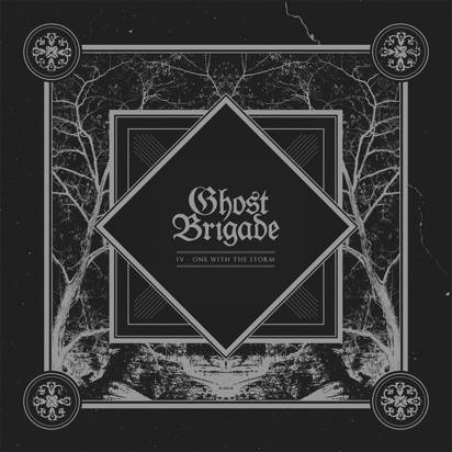 "Ghost Brigade ""IV - One With The Storm Limited Edition"""