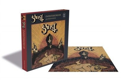 "Ghost ""Infestissumam Puzzle 500 Pcs"""