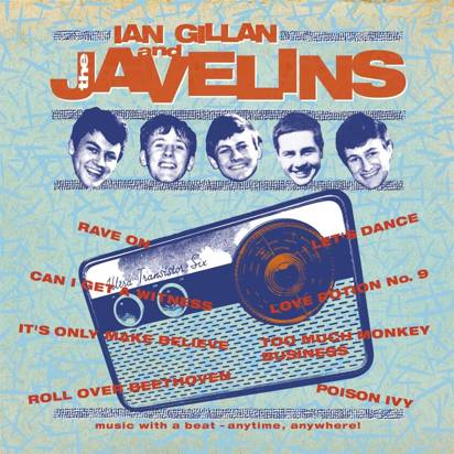 "Gillan, Ian ""Raving With Ian Gillan & The Javelins"""