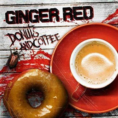 "Ginger Red ""Coffee And Donuts"""