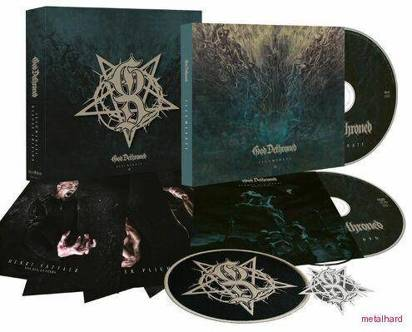 "God Dethroned ""Illuminati Deluxe Edition Box"""
