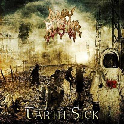 "Gory Blister ""Earth-Sick"""