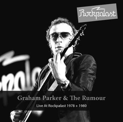 "Graham Parker & The Rumour ""Live At Rockpalast 1978 1980 Cd"""