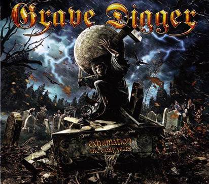 "Grave Digger ""Exhumation Limited Edition"""