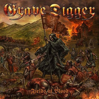 "Grave Digger ""Fields Of Blood LP"""