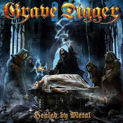 "Grave Digger ""Healed By Metal Limited Edition"""