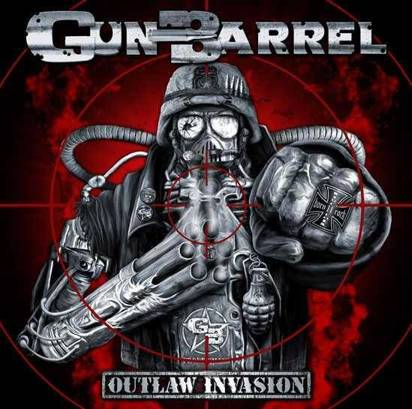 "Gun Barrel ""Outlaw Invasion"""
