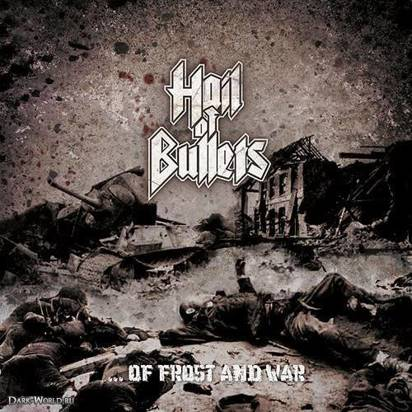 "Hail Of Bullets ""...Of Frost And War"""