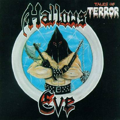 "Hallows Eve ""Tales Of Terror"" LP BLACK"