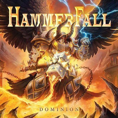 "Hammerfall ""Dominion Limited Edition"""