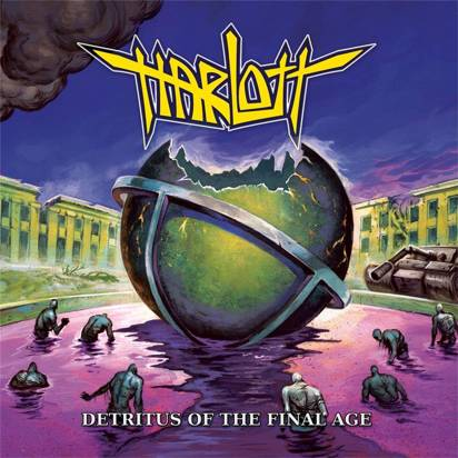 "Harlott ""Detritus Of The Final Age"""