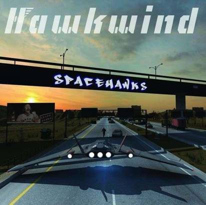 "Hawkwind ""Spacehawks Limited Edition"""