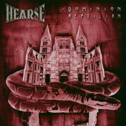 "Hearse ""Dominion Reptilian"""