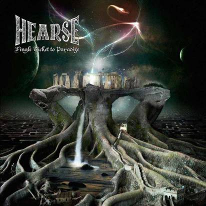 "Hearse ""Single Ticket To Paradise Limited Edition"""