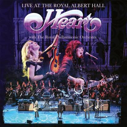 "Heart ""Live At The Royal Albert Hall Pink LP"""