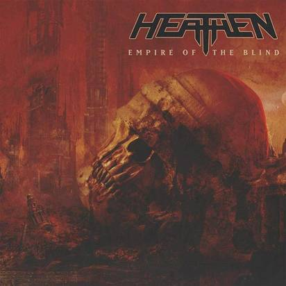 "Heathen ""Empire Of The Blind"""