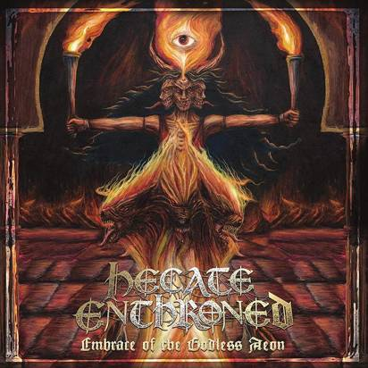 "Hecate Enthroned ""Embrace Of The Godless Aeon"""
