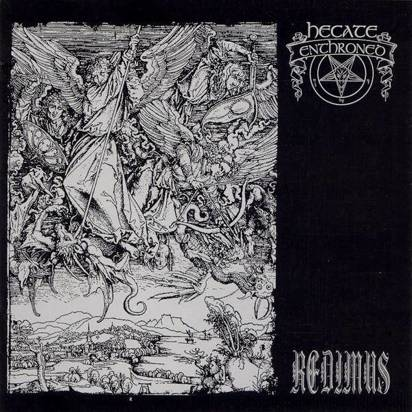 "Hecate Enthroned ""Redimus"""