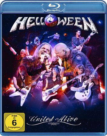 "Helloween ""United Alive BR"""