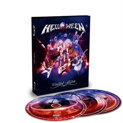 "Helloween ""United Alive DVD"""