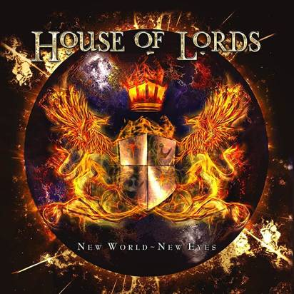 "House Of Lords ""New World New Eyes"""