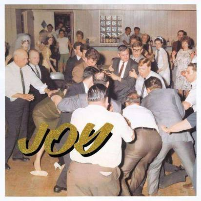 "Idles ""Joy As An Act Of Resistance"""