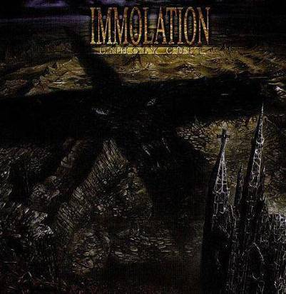 "Immolation ""Unholy Cult Deluxe Edition"""
