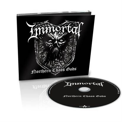 "Immortal ""Northern Chaos Gods Limited Edition"""