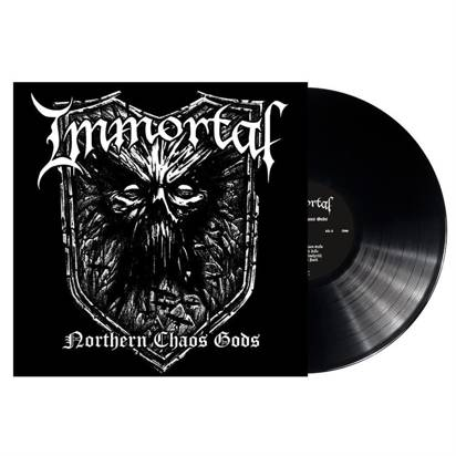 "Immortal ""Northern Chaos Gods Lp"""