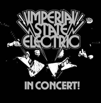 "Imperial State Electric ""In Concert Lp"""
