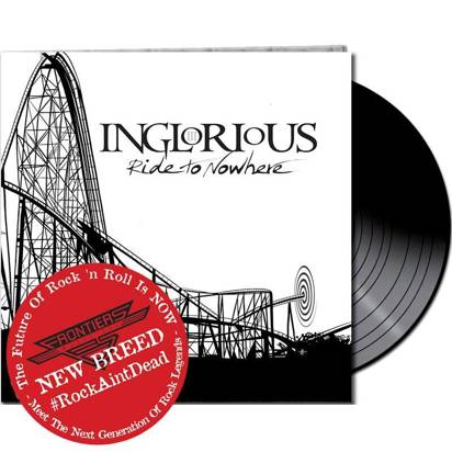 "Inglorious ""Ride To Nowhere LP"""