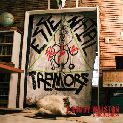 "J.Roddy Walston & The Business ""Essential Tremors Lp"""
