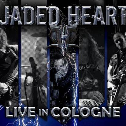 "Jaded Heart ""Live In Cologne"""