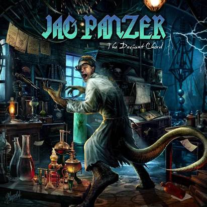"Jag Panzer ""The Deviant Chord LP"""
