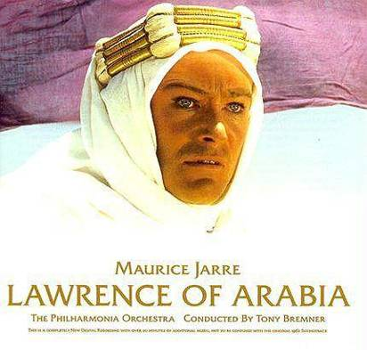 "Jarre, Maurice ""Lawrence Of Arabia"""