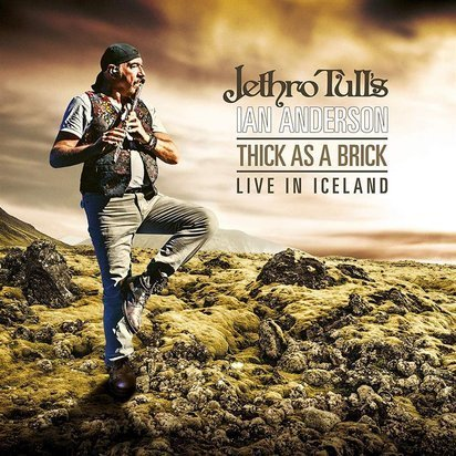 "Jethro Tull ""Thick As A Brick Live In Iceland CDDVD"""