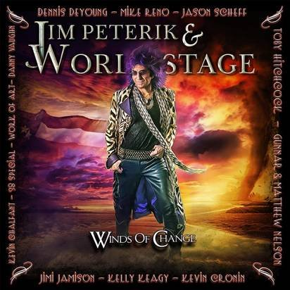 "Jim Peterik And World Stage ""Winds Of Change"""