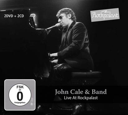 "John Cale & Band ""Live At Rockpalast Dvdcd"""