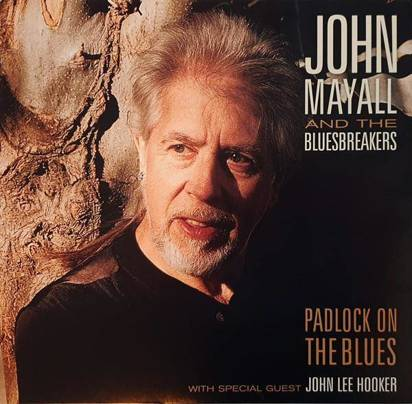 "John Mayall & The Bluesbreakers ""Padlock On The Blues White LP RSD"""