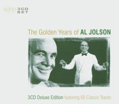 "Jolson, Al ""The Golden Years Of Al Jolson"""