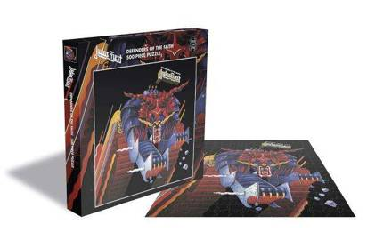 "Judas Priest ""Defenders Of The Faith Puzzle 500 Pcs"""