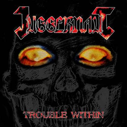 "Juggernaut ""Trouble Within LP"""