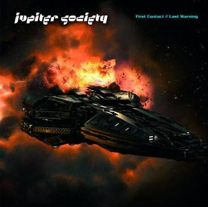 "Jupiter Society ""First Contact/Last Warning"""