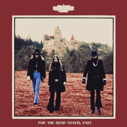 "Kadavar ""For The Dead Travel Fast CDBR"""