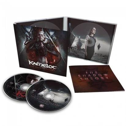 "Kamelot ""The Shadow Theory Limited Edition"""