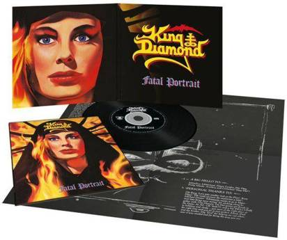 "King Diamond ""Fatal Portrait"""